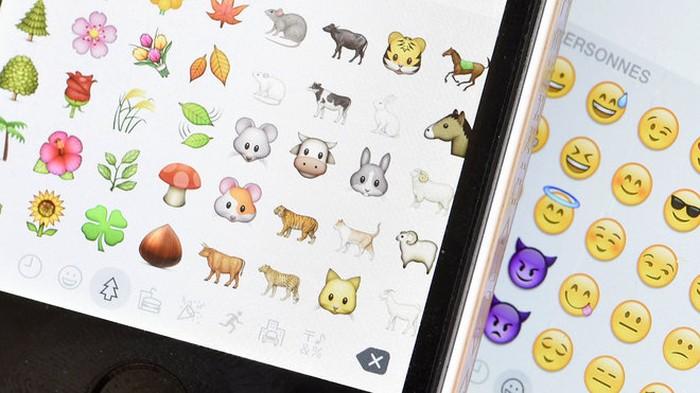 Ilustrasi emoji. Foto: Getty Images/Emojipedia Blog