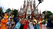 5 Tempat Liburan Anti Bokek di Jakarta