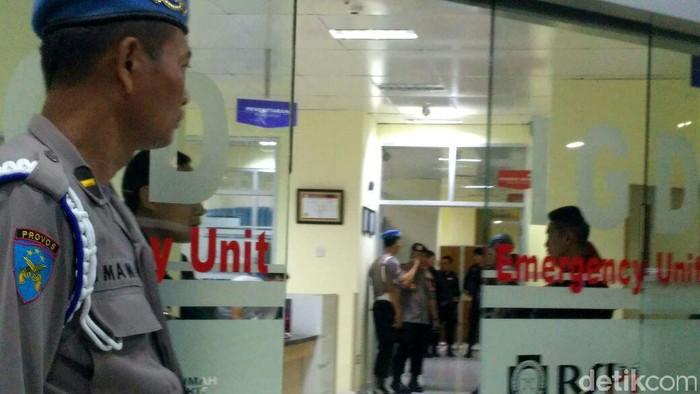 Unit Gawat Darurat di rumah sakit (Foto: Denita Matondang-detikcom)