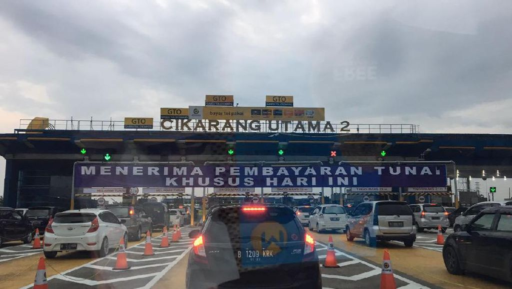 GT Cikarang Utama Dipindah, BPJT Pastikan Tak Ada Perubahan Tarif