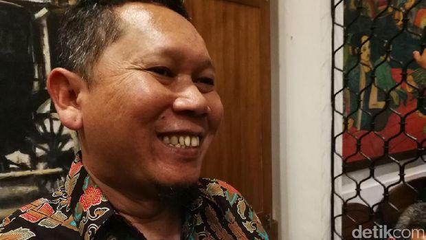 Bisyron Wahyudi, Vice Chairman id-SIRTI