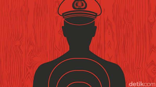 35 Polisi Jadi Korban Teror  Sejak 2010