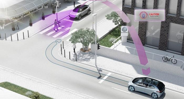 VW Jadi Pabrikan Pertama Usung Mobil Bicara