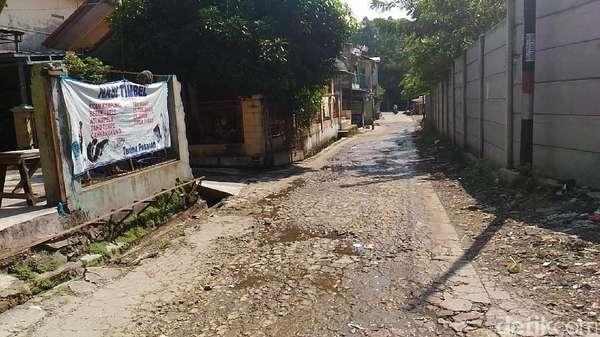 Warga Sukaresmi Tak Kenal Mulyadi, Terduga Penusuk Anggota Brimob