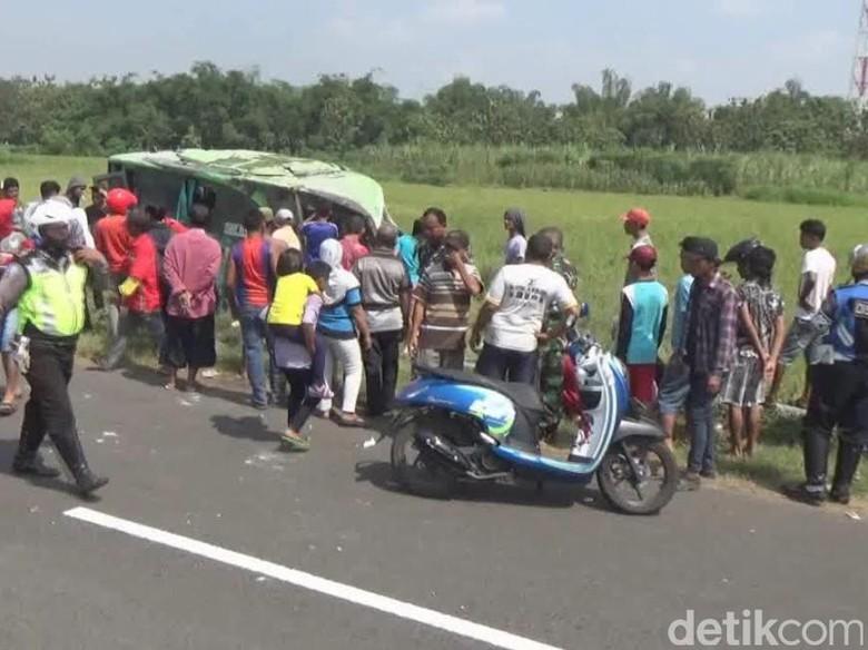 Kecelakaan di Wilayah Sidoarjo Turun 50 Persen Saat Mudik 2017