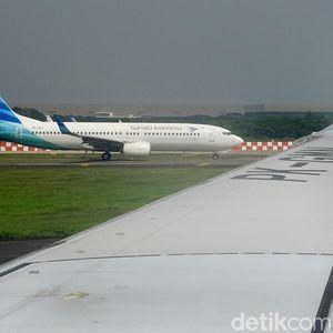 Garuda Buka Lagi Penerbangan Jakarta-London