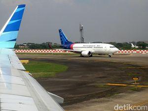 Operasional Diambil Alih Garuda, Ini Penjelasan Sriwijaya Air