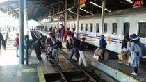 Daop Bandung Siapkan 4 Rangkaian Kereta Tambahan untuk Pemudik