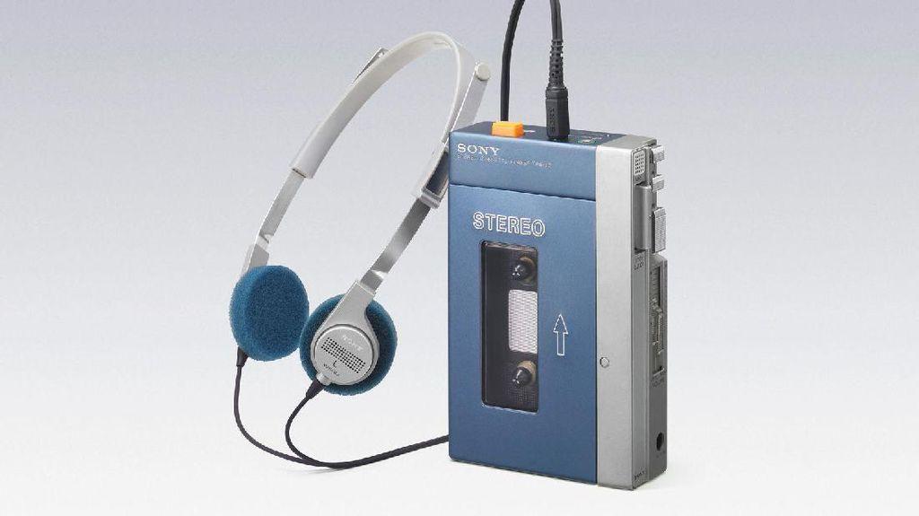 Selamat Ulang Tahun ke-40, Walkman
