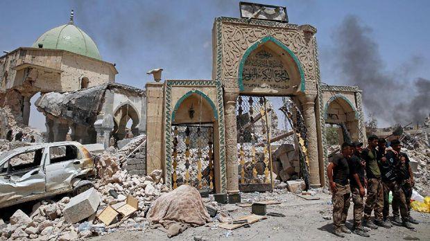 Irak menjadi salah satu negara yang kerap dilanda konflik.
