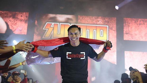Ini Wakil Indonesia di ONE Championship Akhir Pekan Ini