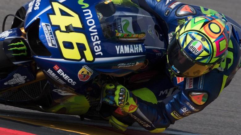 Poin di Sachsenring Penting untuk Rossi