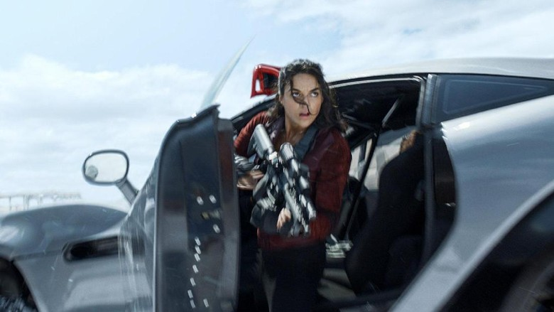 Foto: Michelle Rodriguez di Fast and Furious 8 (imdb.)