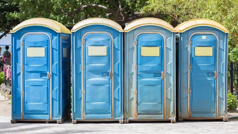 Malam Tahun Baru di Jakarta, 15 Mobil Toilet Disiapkan