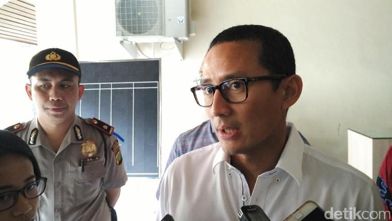 Banyak Pendatang ke Jakarta Usai Lebaran, Sandiaga: Itu Berkah