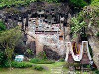 Tana Toraja yang terkenal dengan ritual pemakamannya (Dewi Lina/d'Traveler)