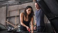 Michelle Rodriguez Bongkar Kelakuan Vin Diesel dan Justin Lin