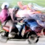 Mudik Tidak Disarankan Naik Motor Kecuali Pakai 1.000-1.500 cc