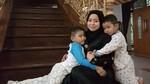Nassar & Muzdhalifah Pamer Kemesraan