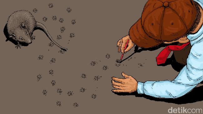 Ilustrasi/Foto: Ilustrator: Edi Wahyono