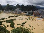 Video: Curah Hujan Ekstrem Melanda China