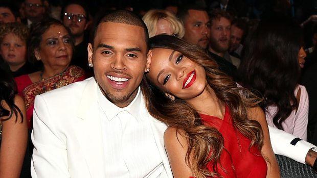 Chris Brown dan Rihanna