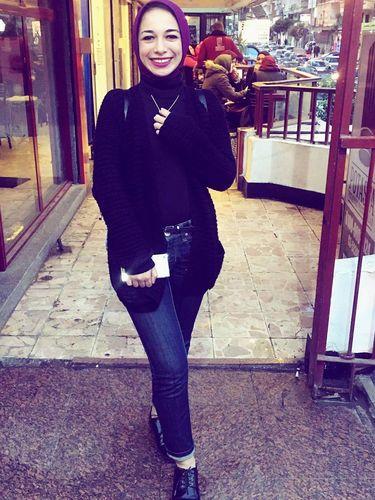 Nada Mashaal, ballerina berhijab Mesir