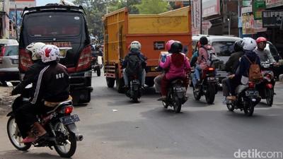 Adakah Bunda yang akan Ajak Anak Mudik Naik Sepeda Motor?