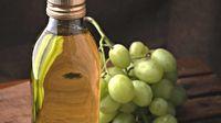 Minyak biji anggur.