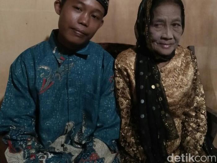 Heboh pernikahan ABG dengan seorang nenek menimbulkan pertanyaan bagaimana pernikahan yang ideal. Foto: Istimewa