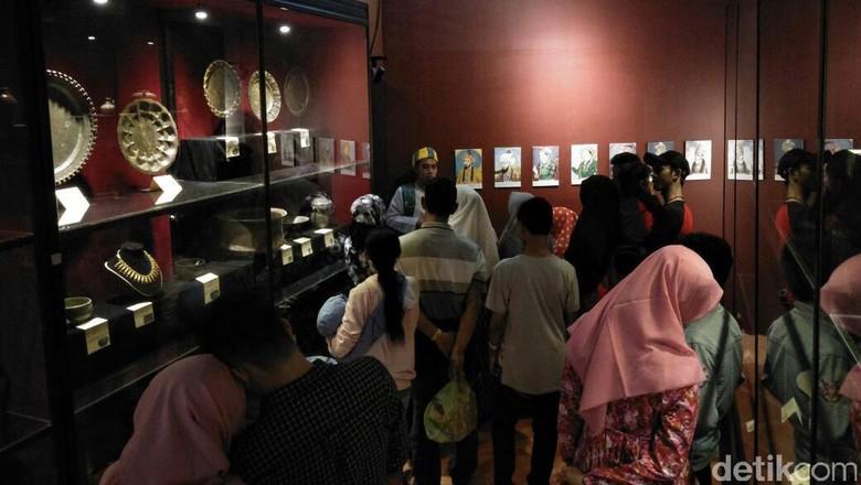 Museum Islam yng ramai saat Libur Lebaran (Eko Sudjarwo/detikTravel)