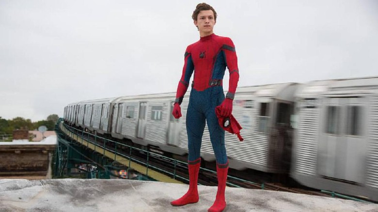 Foto: Tom Holland, Si Ganteng pemeran Spiderman (Marvel Studio)