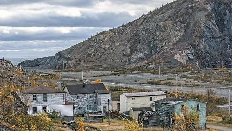 Tilt Cove di Kanada (Newfoundland and Labrador Tourism)