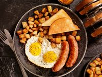 Ini Menu Sarapan yang Populer dengan Sebutan 'American Breakfast'