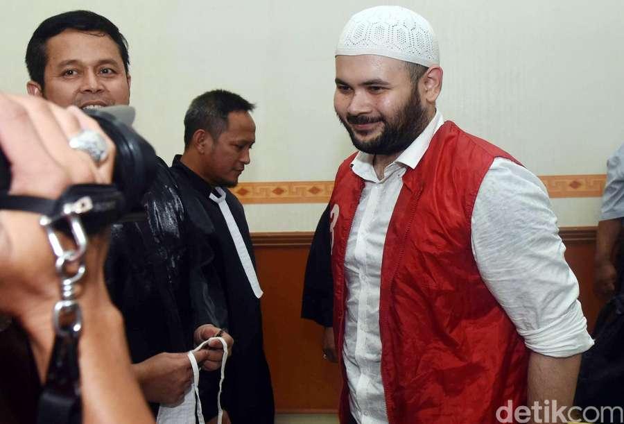 Senyum Kebebasan Ridho Rhoma yang Kini Terenggut