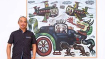 Karya-karya Heri Dono Bakal Mejeng di Art Central Hong Kong 2019