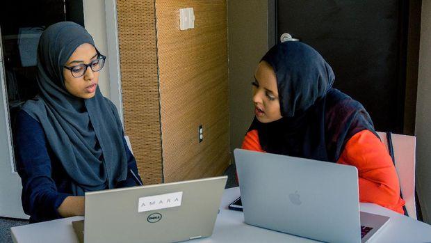Terinspirasi dari Donald Trump, 2 Hijabers AS Rilis Brand Hijab di Phoenix