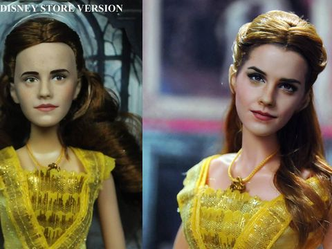 Seperti Apa Rupa Emma Watson Hingga Gal Gadot Saat Jadi Boneka?