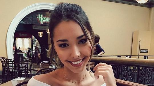 Annisa, Kakak Amanda Rawles yang Juga Seksi