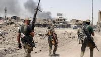 Di atasnya, Iraq menduduki posisi ke 87 dari 88 negara (REUTERS/Ahmed Jadallah)