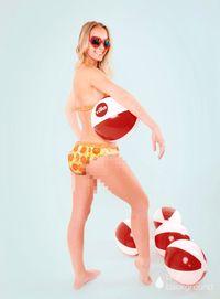 Wah, Bikini dari Pizza Ini Harganya Rp 133 Juta! Mau Beli?