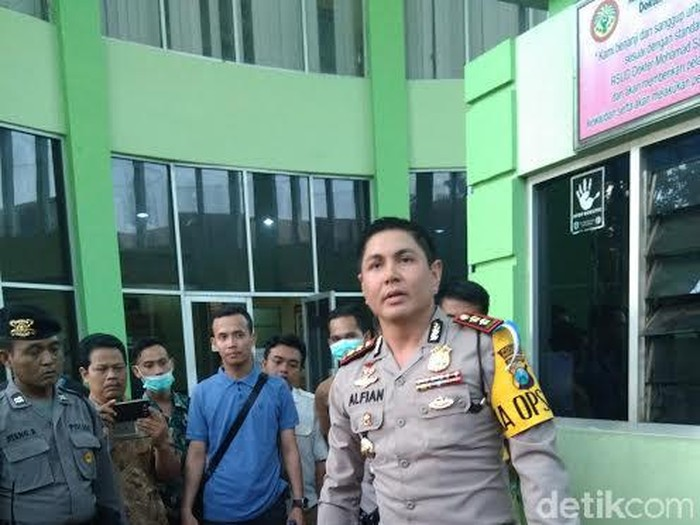 Kapolresta Probolinggo, AKBP Alfian Nurrizal