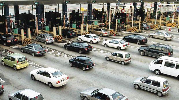Jalan tol Malaysia
