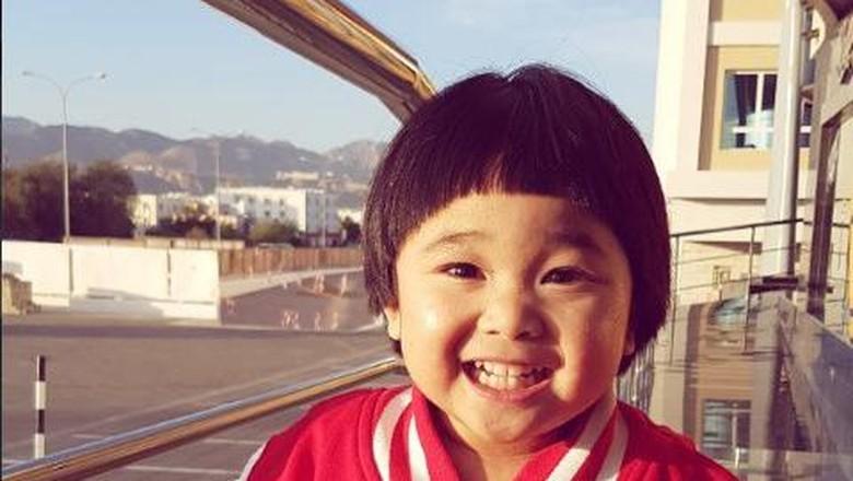 Selebgram anak Kirana/ Foto: Instagram @retnohening