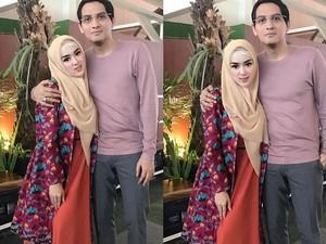 Ribut Rojak Bukan Ayah Ayu Ting Ting, Tiara Dewi Dicerai Lucky Hakim