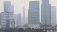 Butuh 30 Tahun Turunkan 60 Persen Polusi Jakarta