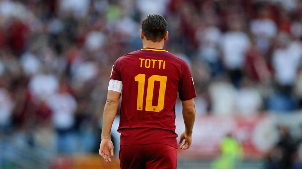 Perez Mengenang Rencana Madrid Rekrut Totti dan... Ditolak