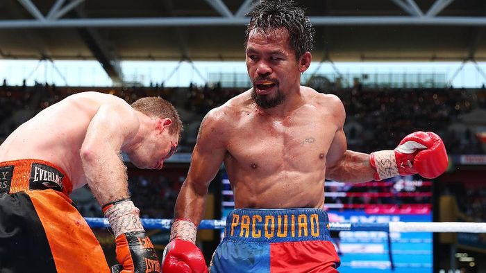 Manny Pacquiao (Foto: Getty Images/Chris Hyde)