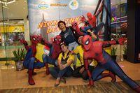Makin Asyik! Makan Campina Spider-Man Sambil Nonton <i>'Spider-Man Homecoming'</i>