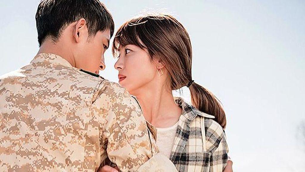 Asmara Song Hye Kyo dan Song Joong Ki